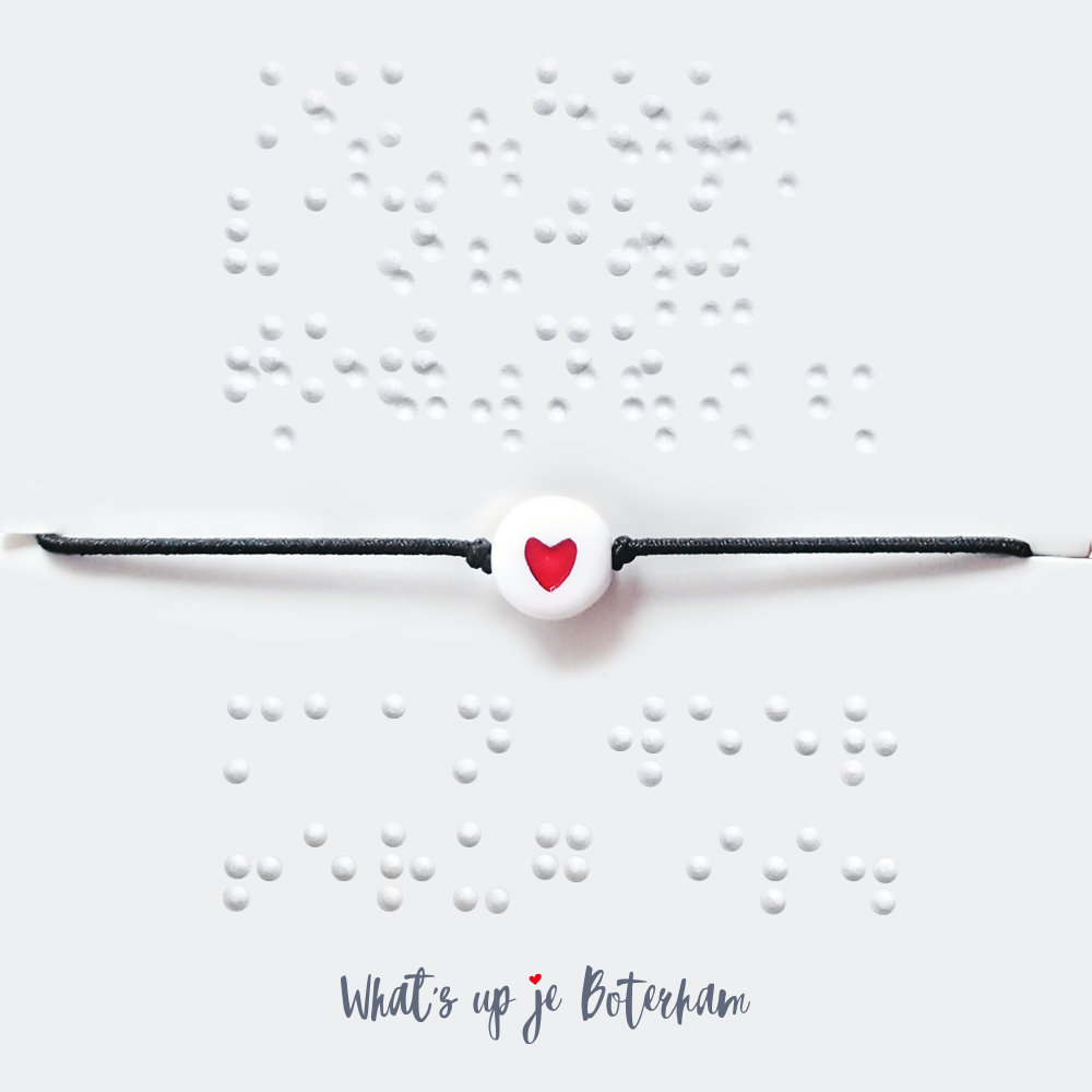 braille-zwart-lovebandje-whats-up-je-boterham